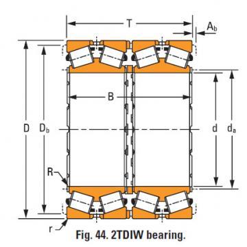 Bearing m280049dw m280010